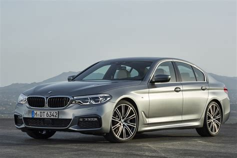 Bmw 5 Series Sedan by 2017 Bmw 5 Series G30 Sedan G31 Touring