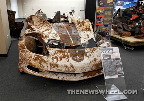 Corvette Museum Sinkhole Size by Decision Made On National Corvette Museum Sinkhole