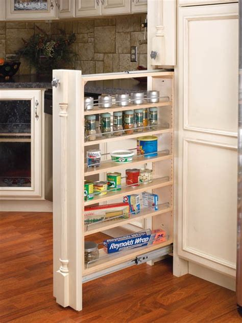 slide out drawers for kitchen cabinets pull out pantry filler stackable 9314