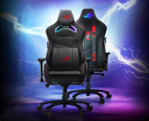 Asus Rog Chariot Rgb Gaming Chair Integrated Asus Rgb