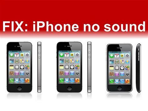 iphone has no sound fix for no iphone sound problem using iexplorer also