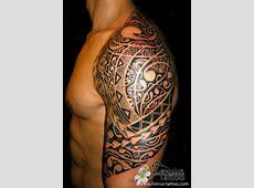 Tatouage Polynesien Mollet Homme Prix Tattooart Hd
