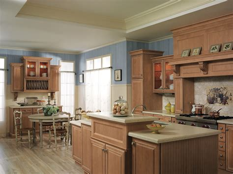 Maple Kitchen Ideas by Gallery Mid State Kitchens