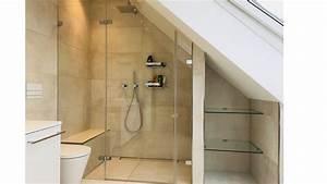 Duschabtrennung Nach Ma Fr Dachschrge Dusche Nach Ma