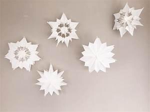Butterbrotpapier Sterne Vorlage : sterne aus butterbrott ten kostenlose anleitung ~ Watch28wear.com Haus und Dekorationen