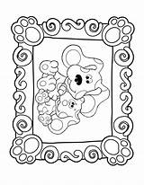 Sprinkles Colouring Clues Nick Jr sketch template