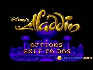 Aladdin gameplay PC Game 1993