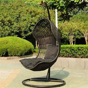 Fauteuil Suspendu Plafond : fauteuil suspendu un meuble au design amusant et styl ~ Teatrodelosmanantiales.com Idées de Décoration