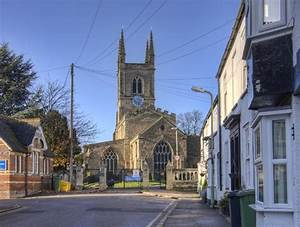 Lutterworth Church St Marys Leicestershire Rutland