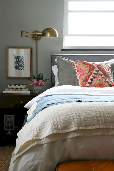 60 cool eclectic master bedroom decor ideas in 2020
