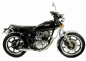 1981yamaha Sr500  First U2026