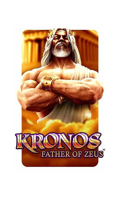 Zeus Father Kronos Slots Casino Jackpot