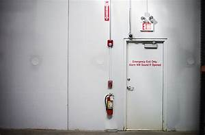 Cost Of Led Lighting Emergency Exit Lighting Industrial Foundry