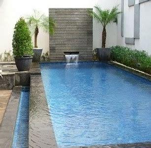 biaya pembuatan kolam renang minimalis berbagai ukuran