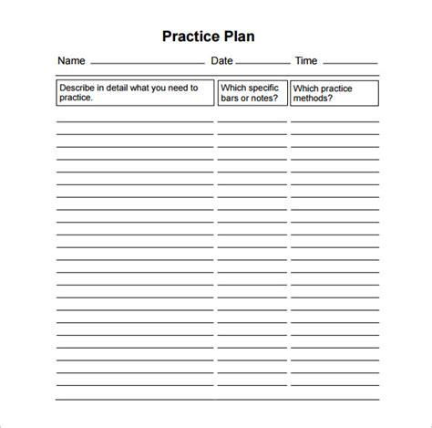 golf practice schedule template 13 practice schedule templates word excel pdf free premium templates