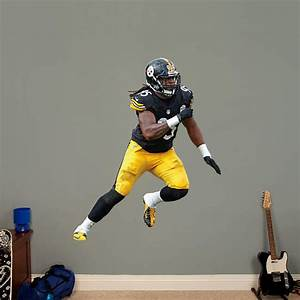 Life-Size Jarvis Jones Wall Decal Shop Fathead® for