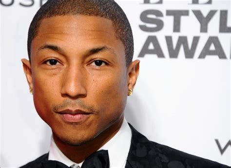 Pharrell Williams Denies Being A Vampire