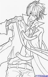 Anime Coloring Pages Boys Boy Sketch Step Drawing Guy Dragoart Sheets Print Books Guys Manga Demon Popular Draw Chibi Coloringbpr sketch template