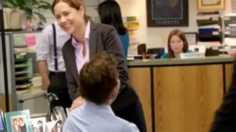 John & Jenna Images The Office Season 6 Bloopers Hd Wallpaper And Background Photos (22345402