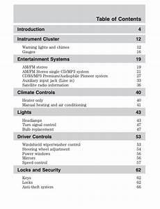 2008 Ford Ranger Owner U0026 39 S Manual