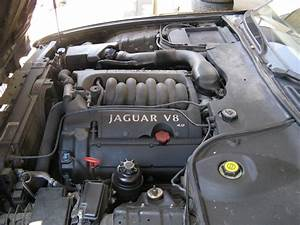 Jaguar Xj8 Vanden Plas Engine 2000
