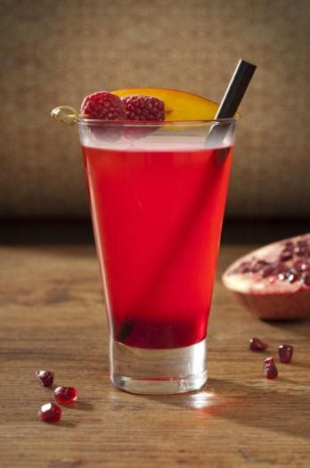 recette cocktail grenadine diabolique petillant