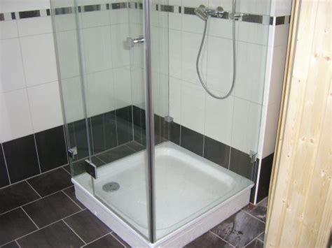 dusche u form glasdusche u form mit 3 seiten panther glas