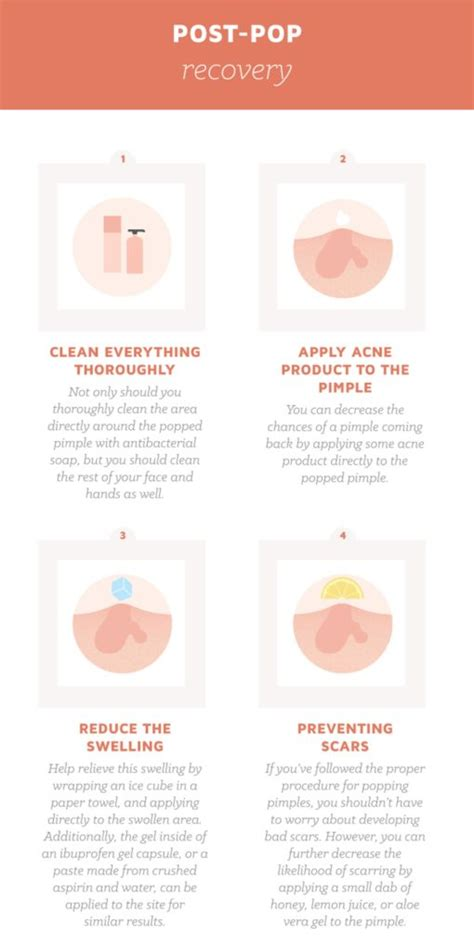 Popping Zits A How To Guide Of Do's And Don'ts When