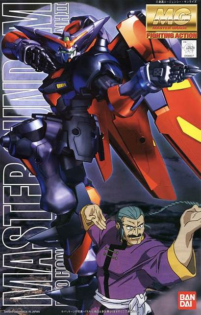 Gundam Master Mg Asia Fighter Mobile Kits