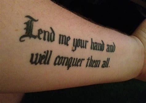 Tattoo Ideas Bible Quotes