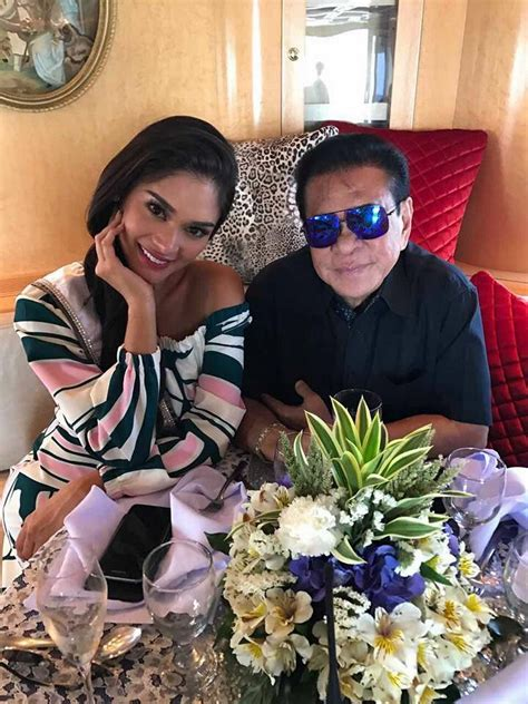 Chavit Singson Says Philippines Can Host Miss Universe