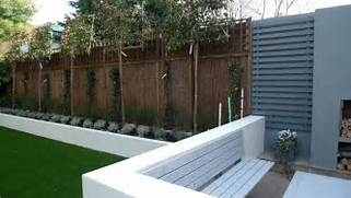Small Minimalist Design Garden Minimalist Garden Design Low Maintenance High Impact Garden Design