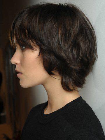 jolie frisuren dickes haar frisur design