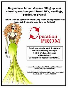 17 best images about everything operation prom on for Where to donate wedding dress near me