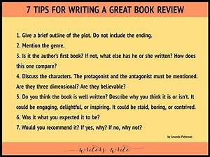 How to, write a, review for