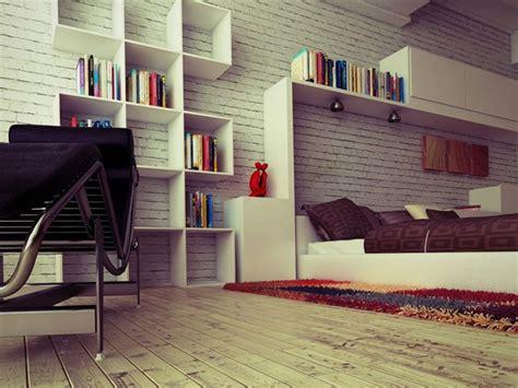 Open Shelves In Bedroom 25 Creative Ideas For Bedroom