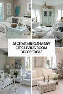 Shabby Chic Living Room – Modern House