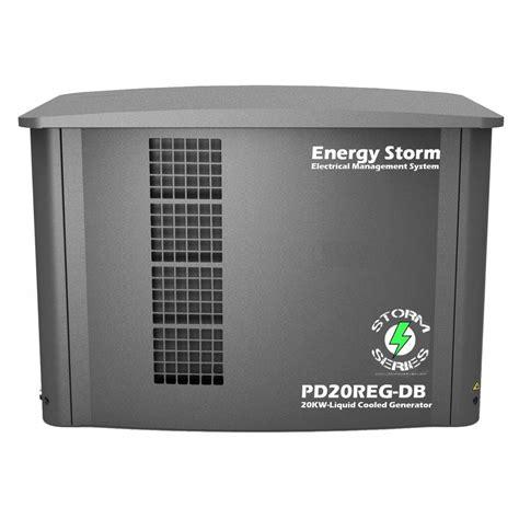 Lifan 20000 Watt Lpgng Liquid Cooled Whole House Standby