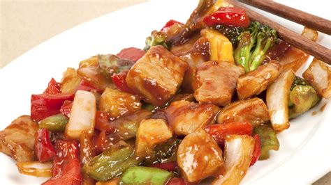 Top 10 Chinese Food Recipes Youtube