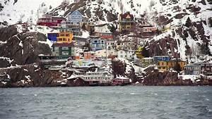 The Battery in St. John's, Newfoundland - YouTube