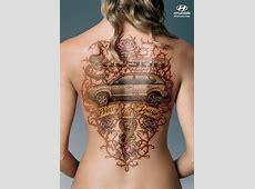 Tatouage Guitare Electrique Femme Tattoo Art