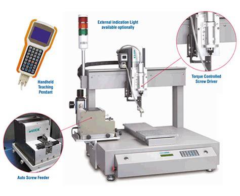 screw fastening robot automatic screw fastening machine