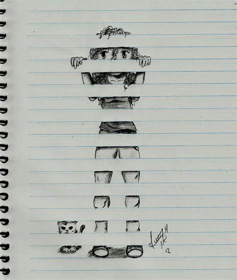 notepad art