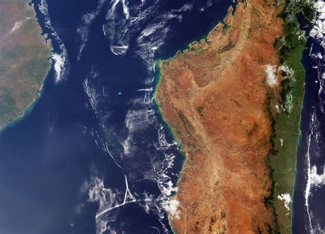 Earth From Space Madagascar Spaceref