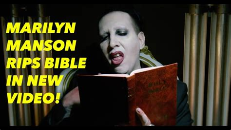 Marilyn Illuminati Marilyn Rips Bible Be Heads And Says