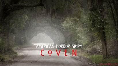Horror Coven Story American Wallpapers Desktop Tv
