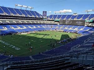 Section 233 At M T Bank Stadium Baltimore Ravens