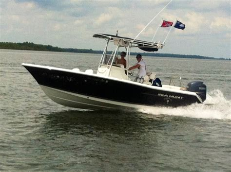 sea hunt ultra reply water