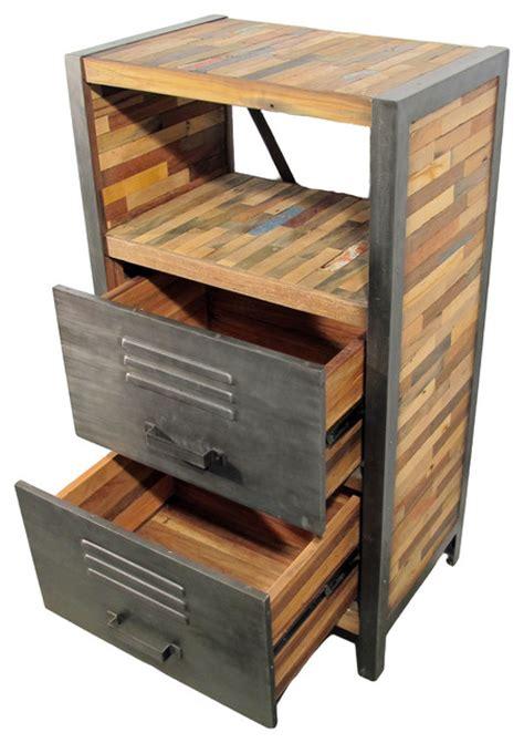 locker style dresser 2 drawer chest with shelf locker style industrial 7553