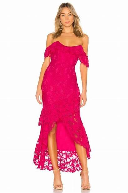 Pink Lace Gown Dresses Lovers Friends Rosewater